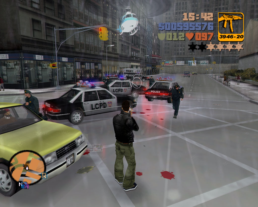 View the Desura Kszyrztow image GTA III.